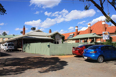Goldfields Rehabilitation Services - Accommodation